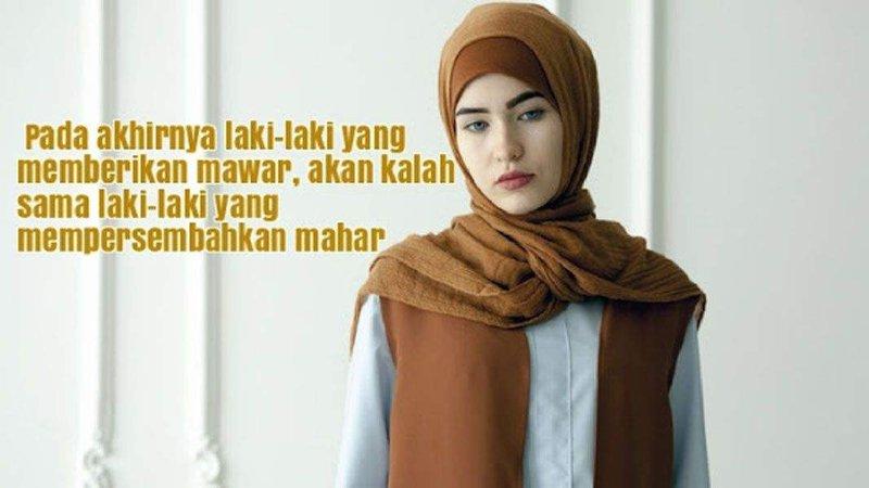 kata kata wanita muslimah
