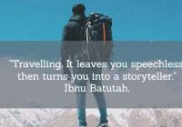 caption traveling